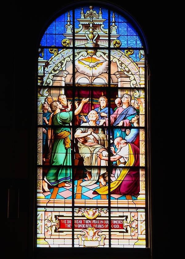 Flora Fauna Of Trinity Doves Trinity Church Boston