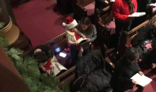 Candlelight Carols Dec. 15 & 16, 2018, at Trinity Church Boston