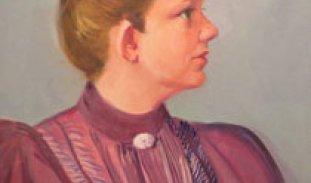 portrait of Amy Beach