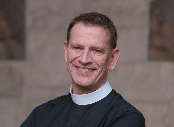 The Rev. William Rich, Interim Rector