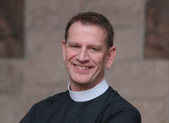 The Rev. Bill Rich, Interim Rector