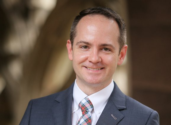 Colin Lynch, Associate Director of Music and Organist
