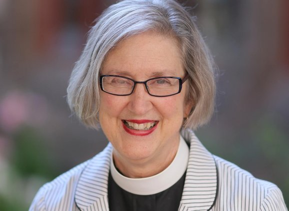 The Rev. Rainey G. Dankel Headshot
