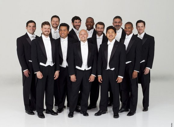 Chanticleer in Concert, Trinity Church Boston, May 4, 2018