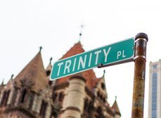 Trinity Sign