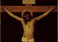 """Christ Crucified"" – Velázquez – 1632"