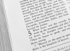 Suggestions for Bible Studies: Module Two—Week 1—2/12/2017