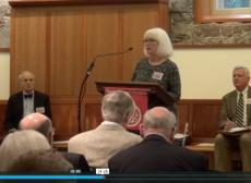 Susan Dukess presented at the Parish Profile Forum Oct 29 2017