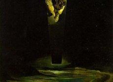 Christ of St. John of the Cross – Salvador Dali