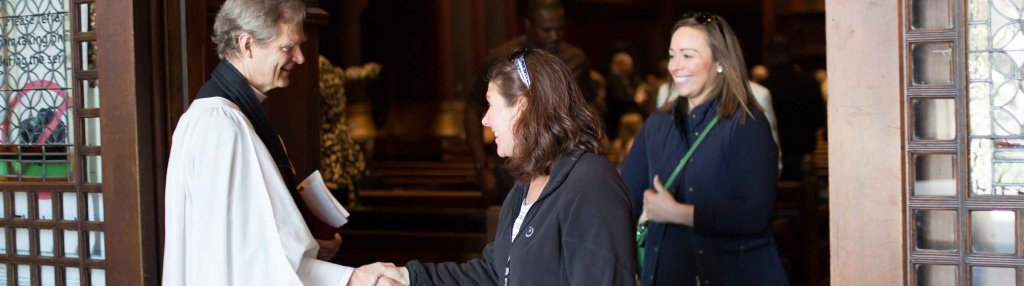 Compass: Finding Your Way at Trinity Church Boston