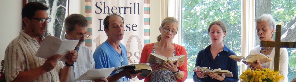 The Hallelu Singers at Sherrill House