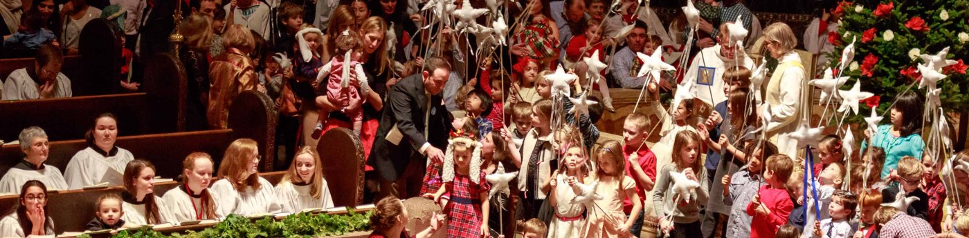 2015 Children's Christmas Pageant