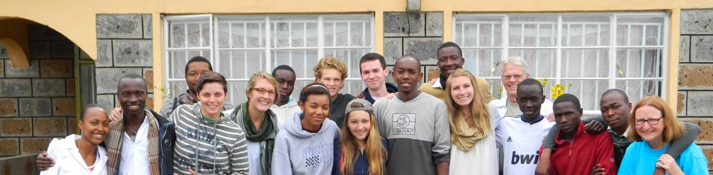 2013 Youth Ministries Trip to Kenya